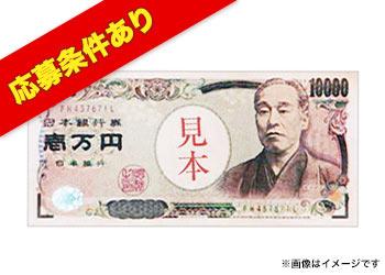 現金1万円(応募条件付き)