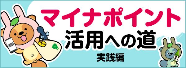 「マイナポイント活用への道 実践編」特集