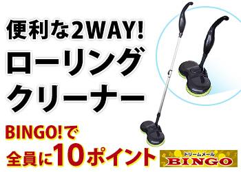 ★BINGO★ローリングクリーナー