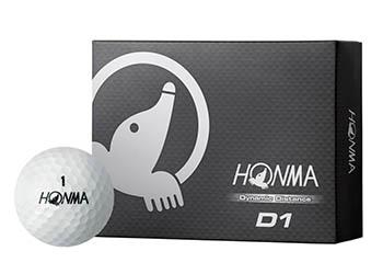 ゴルフボール『HONMA D1ボール』 1ダース