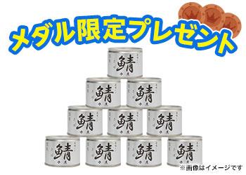 美味しい鯖 水煮(24缶)<メダル応募限定>