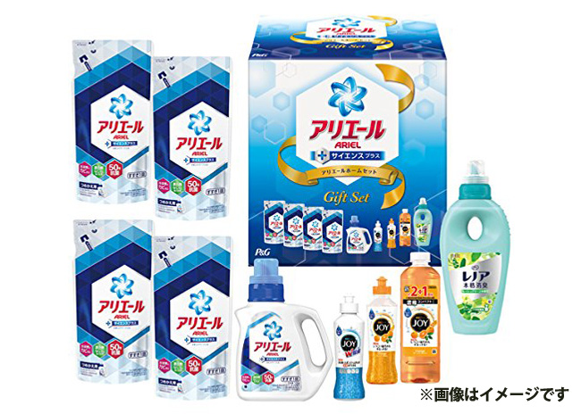 P&G洗剤バラエティセット【毎プレ】