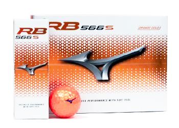 ミズノ RB 566S ゴルフボール 1ダース