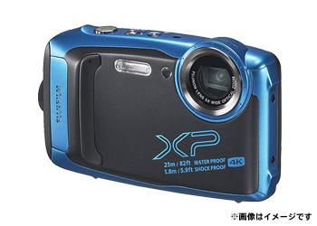 FUJIFILM 防水デジタルカメラ