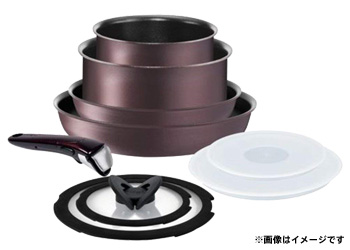 T-fal フライパン9点セット