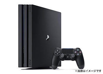 4K対応のハイエンドモデル「PlayStation 4 Pro」