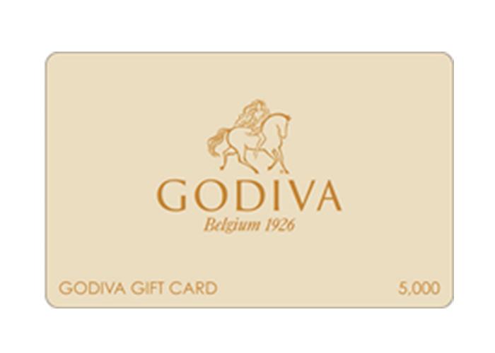 ゴディバ ギフトカード