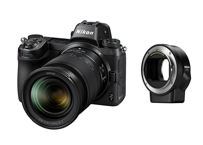 ニコン FXフォーマットミラーレスカメラ Z 7