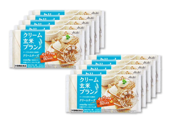 クリーム玄米ブラン クリームチーズ 24個セット