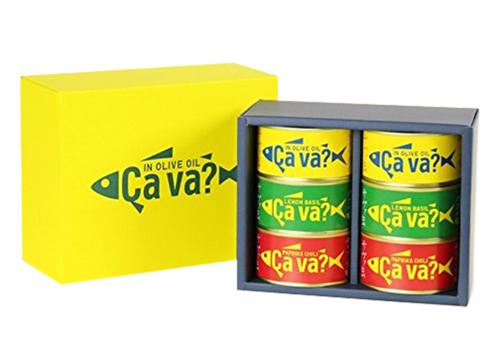 サヴァ缶 アソートセット(各2缶×3種)