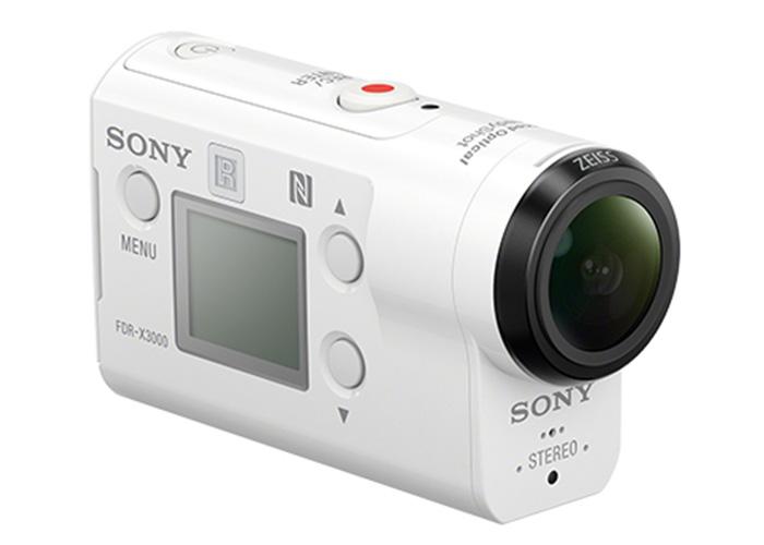 ソニー デジタル4Kビデオカメラレコーダー アクションカム