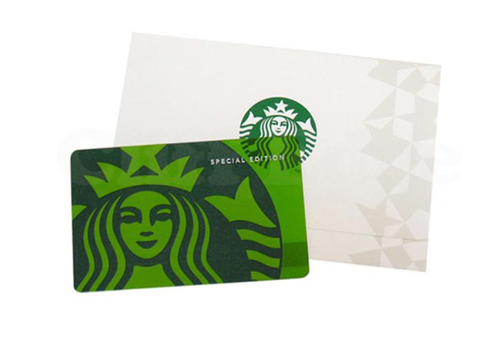 スターバックスカード 5000円分