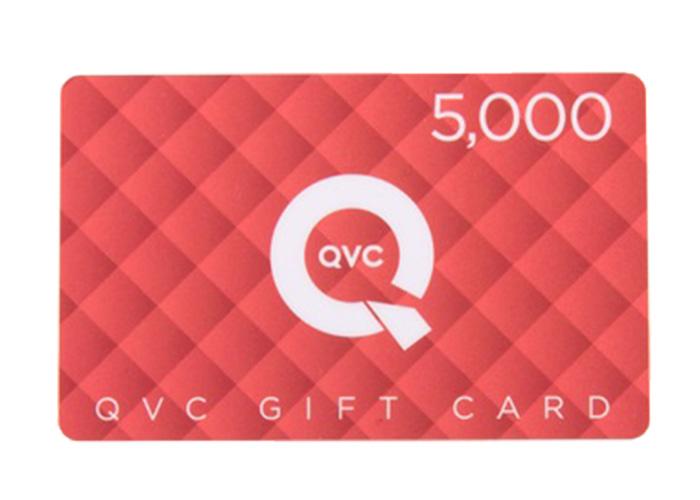 QVCギフトカード 5000円分