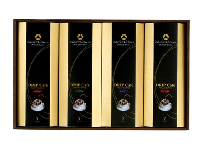 ホテルオークラ ドリップコーヒーギフト(計28袋)