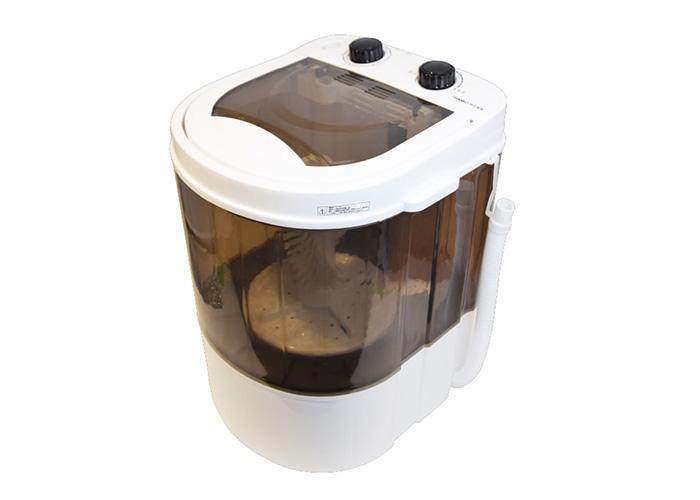 靴専用ミニ洗濯機「靴洗いま専科2」