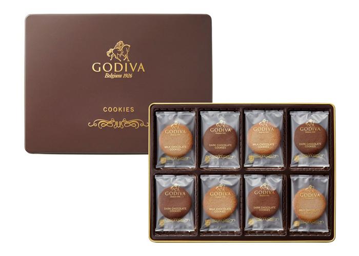 GODIVA クッキーアソートメント(32枚入)