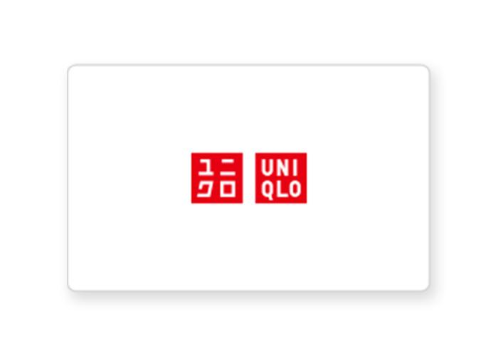 UNIQLO ギフトカード 5000円分