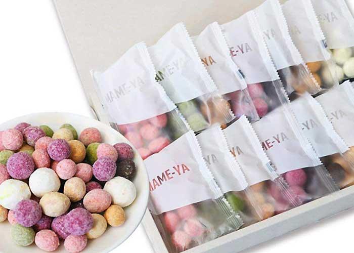 MAME-YA(マミーヤ) 豆のお菓子 7種×2袋