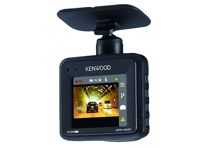ケンウッド ドライブレコーダー DRV-240