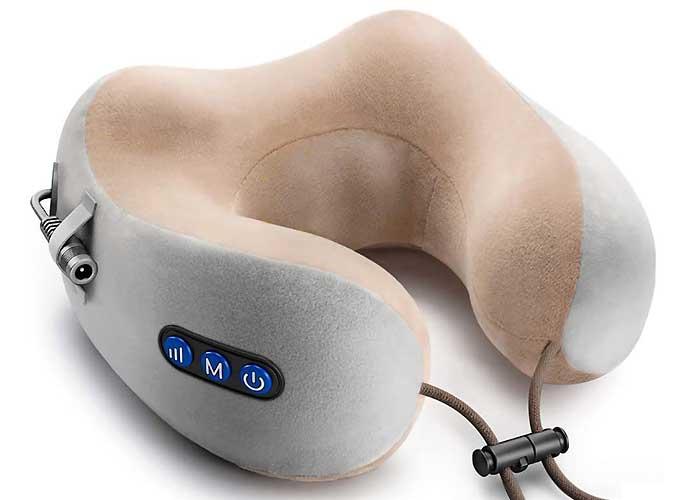 首マッサージャー U型 USB充電式