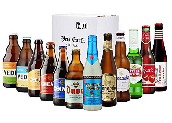 人気のベルギービール飲み比べ 12本セット