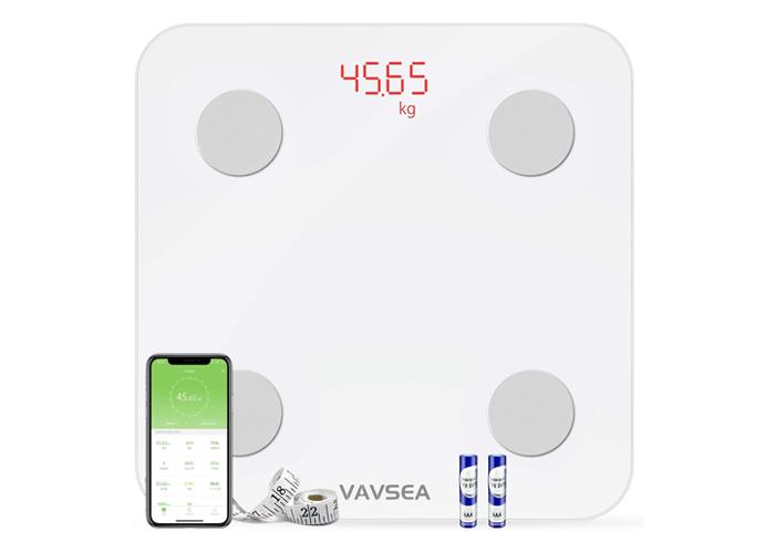 VAVSEA スマート体重計 体組成計