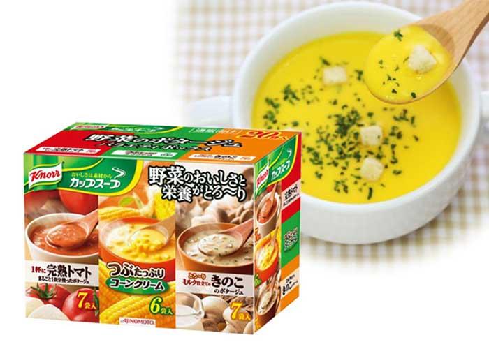 クノールカップスープ バラエティボックス(計60袋)