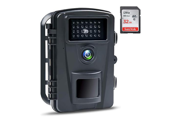 防犯カメラ トレイルカメラ ABASK 【2020年最新型】