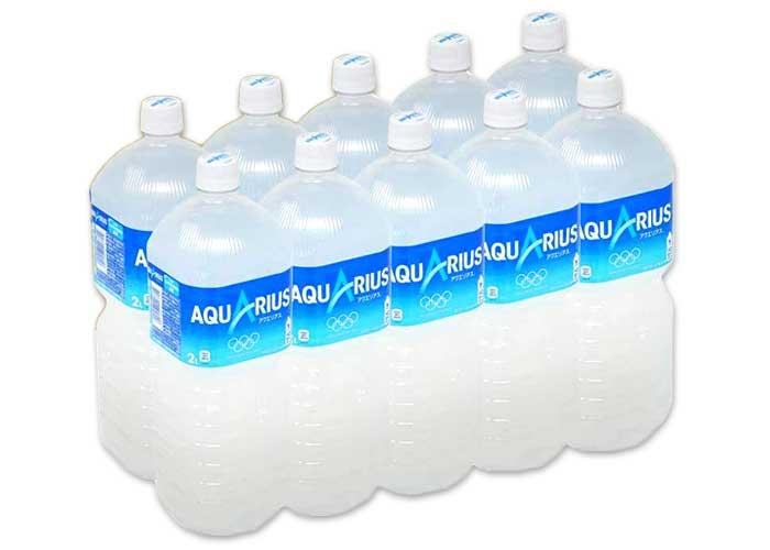 アクエリアス ペットボトル (2L×10本)