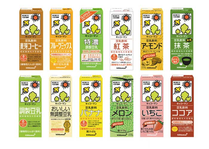 キッコーマン 豆乳バラエティーセット 200ml(12種類×各3本)