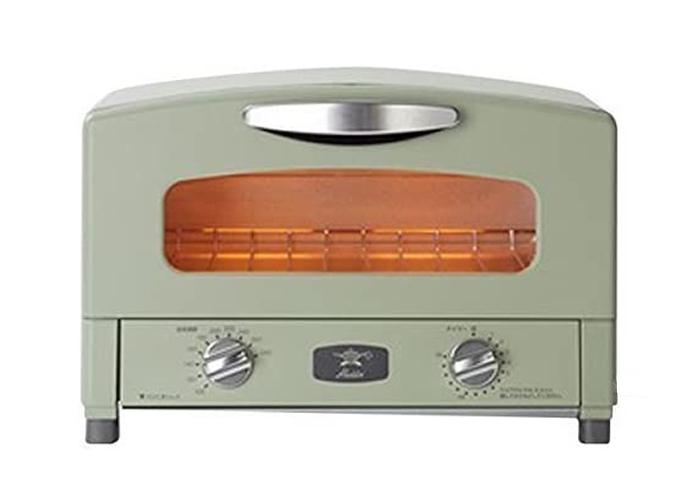 Aladdin グラファイト トースター  グリーン CAT-GS13B(G)