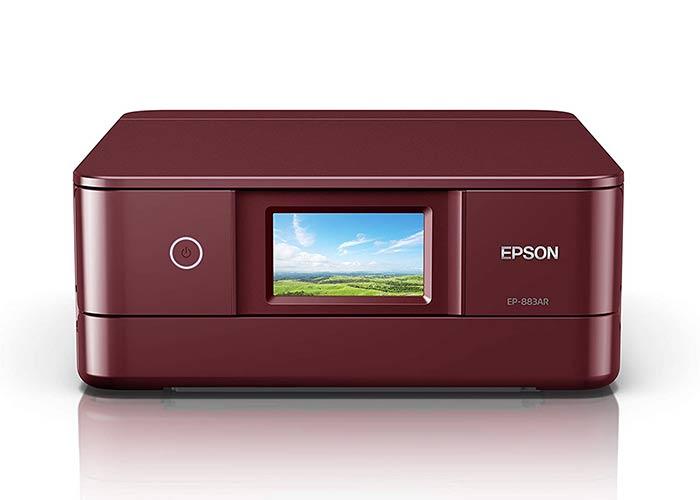 エプソン カラリオ EP-883AR レッド