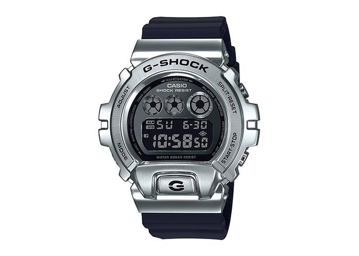 [カシオ] 腕時計 ジーショック メタルカバード GM-6900-1JF メンズ