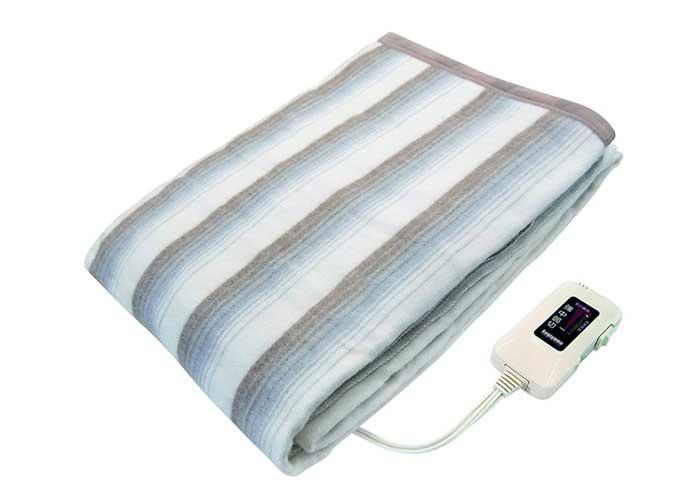 電気掛敷兼用毛布