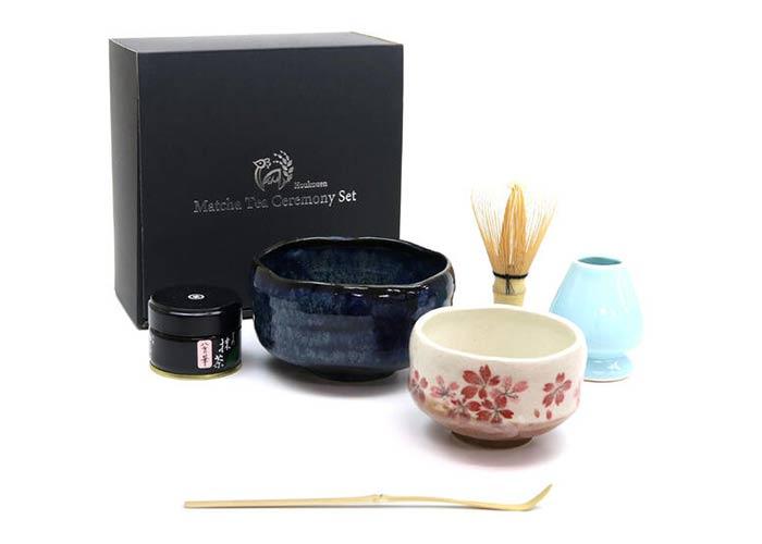 芳香園 茶道具 お抹茶6点セット
