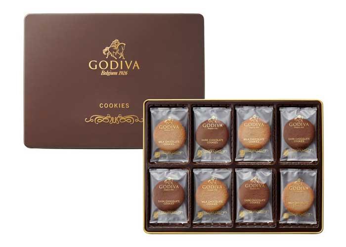 【メール限定プレゼント】GODIVA クッキーアソートメント(32枚入)