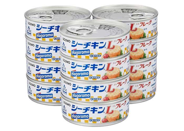 SOLIMO シーチキン Lフレーク 70g×24缶