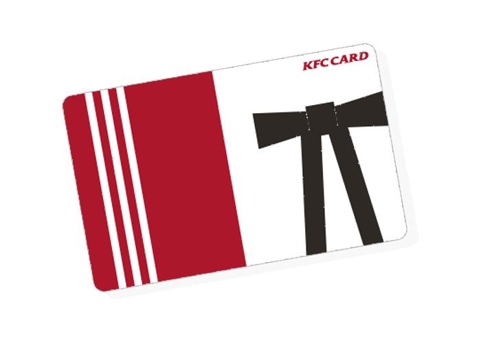 KFCカード 5000円分【毎プレ】