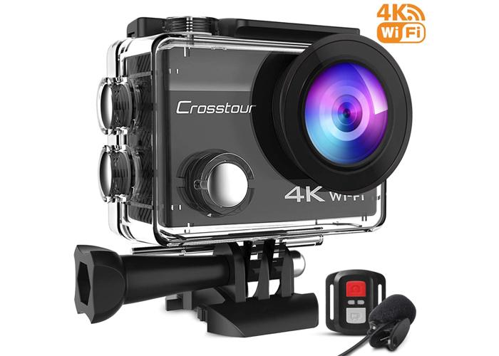 Crosstour ウェアラブルカメラ