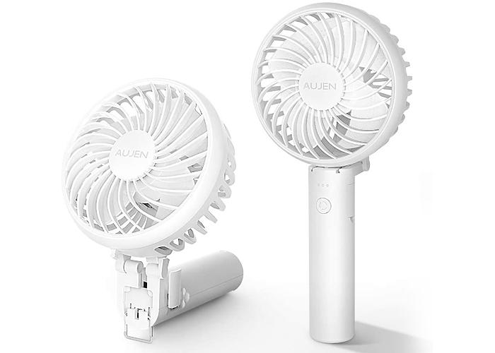 携帯扇風機 Aujen