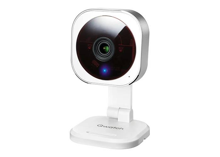 IODATA 見守りカメラ Qwatch TS-NS110W