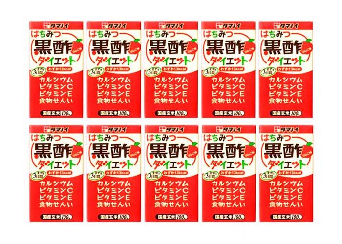 はちみつ黒酢ダイエット(125ml×24本)