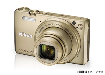 Nikon デジタルカメラ COOLPIX S7000