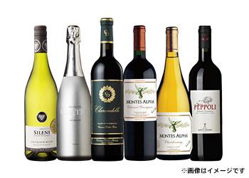 人気ワイン 6本セット