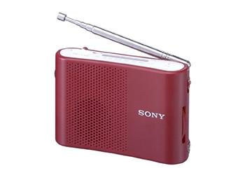 SONY FM/AMハンディーポータブルラジオ