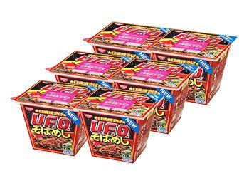 U.F.O そばめし 6食x2ケース