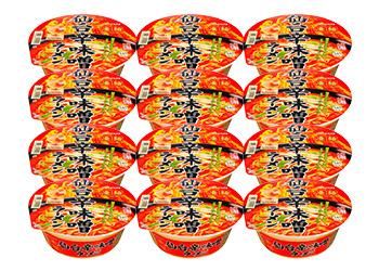 凄麺 仙台辛味噌ラーメン 12個