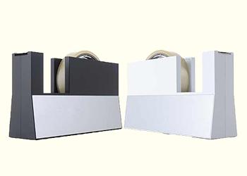 テープカッター直線美+セロテープ セット