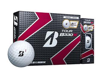 ゴルフボール『TOUR B330X Bマークエディション』1ダース