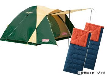 Coleman キャンプ用品セット